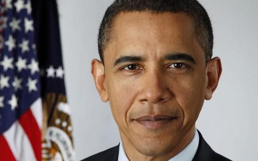 Barak Obama Türkiyənin baş nazirini ABŞ-a səfərə dəvət edib