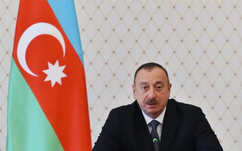 """İlham Əliyev: """"Azərbaycan ciddi iqtisadi islahatların aparılmasında qətiyyətlidir"""""""