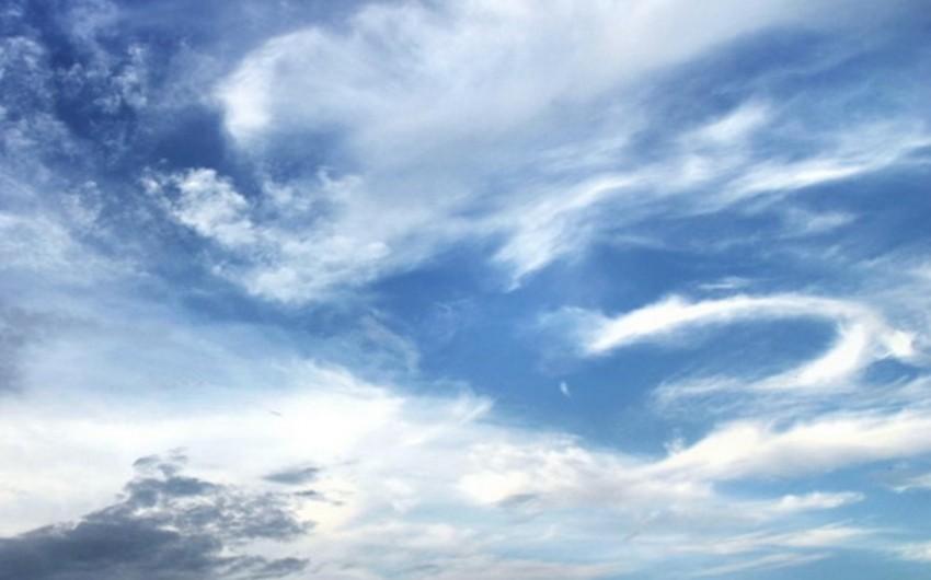 Aprelin 20-də havanın arabir tutulacağı, əsasən yağmursuz keçəcəyi gözlənilir