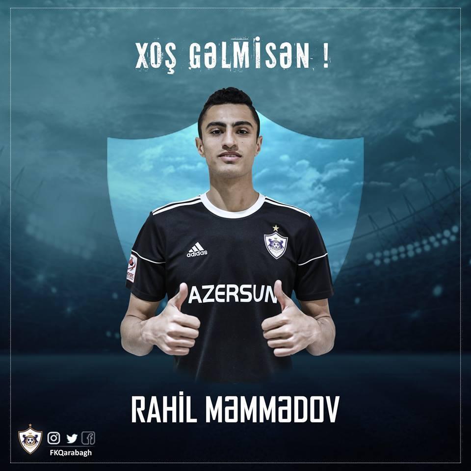 Qarabağ klubu ikinci transferini reallaşdırıb