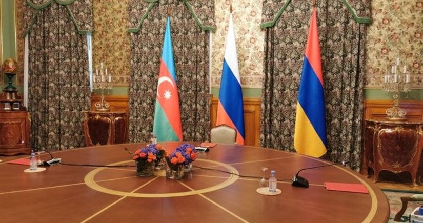 Завершилось заседание трёхсторонней рабочей группы по Карабаху