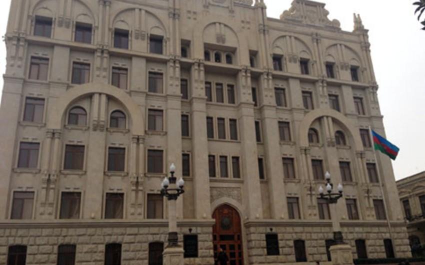Начальник одного из отделений полиции города Баку снят с должности