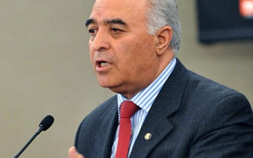 """Deputat Eldar İbrahimov: """"ATƏT Parlament Assambleyası Qarabağ münaqişəsinə yumşaq münasibət göstərir"""""""