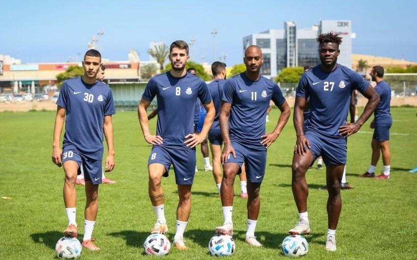 İsrail klubunun yeni transferi: Qarabağı keçmək istəyirik