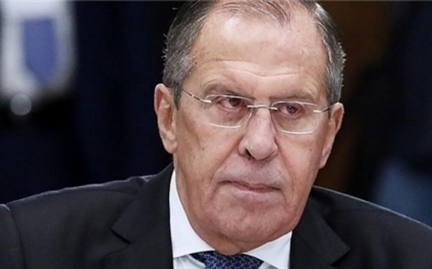 """Sergey Lavrov: """"Almaniya, Britaniya və Fransa İranla dollarsız ticarət etməyi qəbul edib"""""""