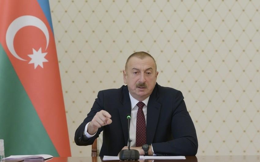 Prezident: Bəzi yaramaz icra başçıları həm özlərini, həm bizim iqtidarımızı biabır ediblər