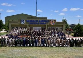 В Турции стартовали международные учения с участием азербайджанских военнослужащих