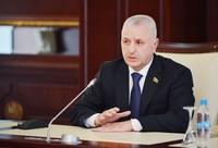 Ülvi Quliyev - Milli Məclisin Gənclər və idman komitəsinin sədri