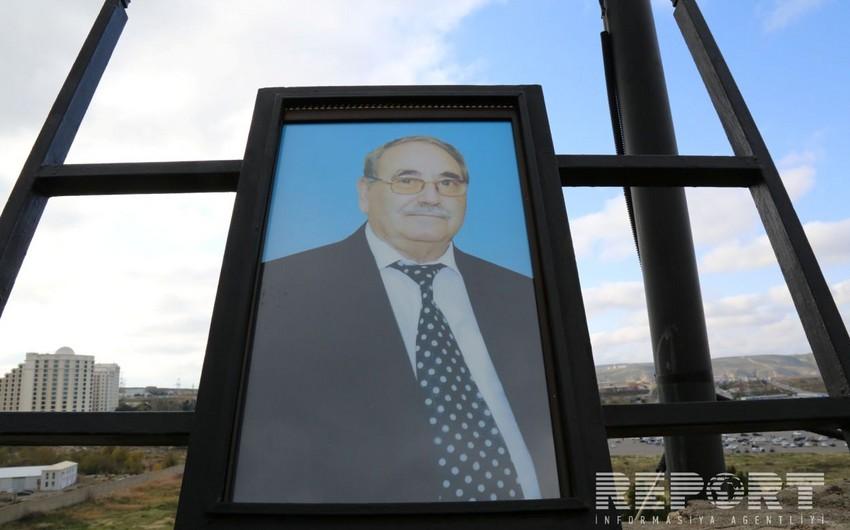Akademik Tofiq Hacıyev II Fəxri xiyabanda dəfn olunub - YENİLƏNİB