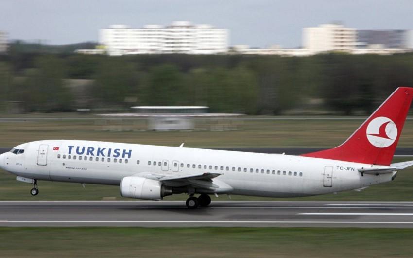 В Трабзоне экстренно приземлился самолет из Тбилиси