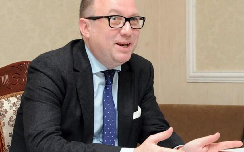 Matias Dornfeldt: Azərbaycandakı seçkilər, heç şübhəsiz ki, demokratik şəraitdə keçiriləcək