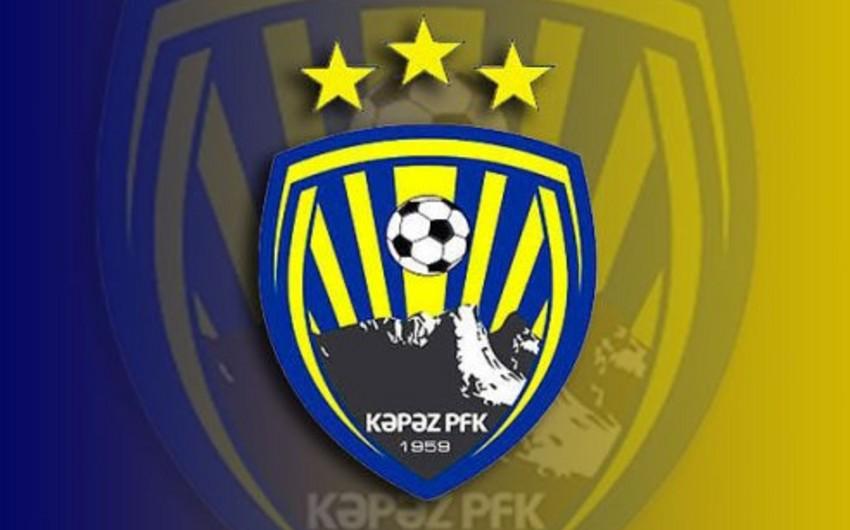 """""""Kəpəz"""" daha 3 futbolçusu ilə yeni müqavilə bağlayıb"""