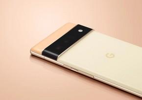Google осенью представит смартфоны Pixel 6 и Pixel 6 Pro