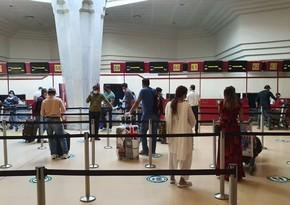 12 граждан Азербайджана вернулись спецрейсом из Пакистана