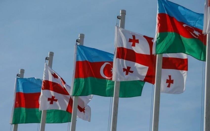Bakıda Gürcüstanın milli bayramı qeyd edilib
