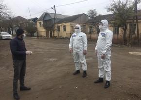 Son iki gündə 6 COVID-19 xəstəsi barəsində cinayət işi başlanılıb
