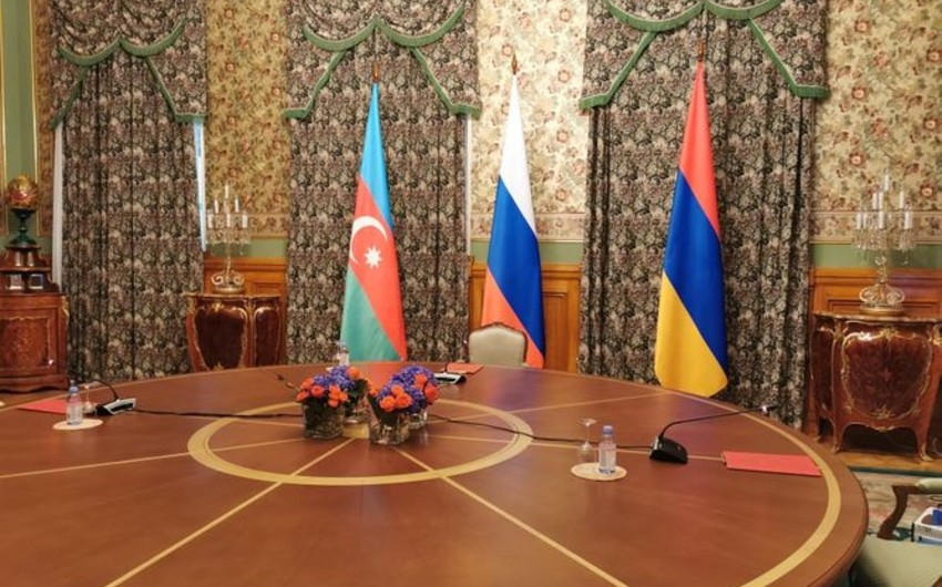 Minskdə Azərbaycan, Rusiya və Ermənistan XİN başçılarının görüşü keçirilib