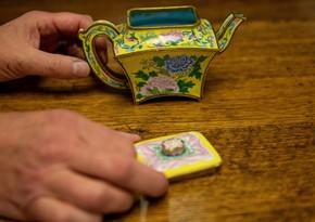 Старый чайник продали за полмиллиона долларов