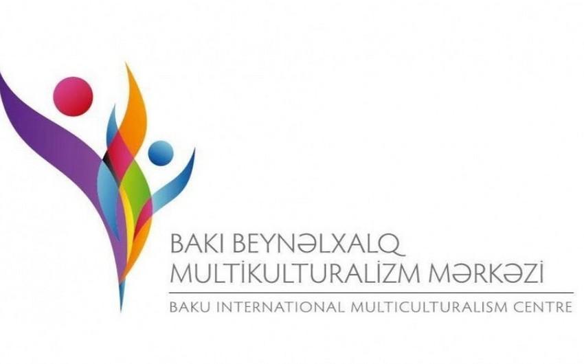 Multikulturalizm Mərkəzi yardım aksiyası keçirdi