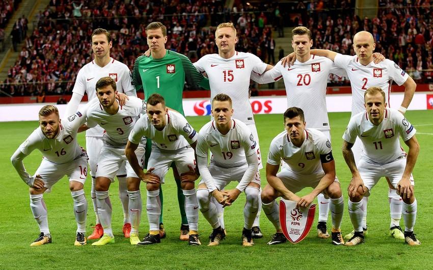 Polşa milli komandasının dünya çempionatı üçün yekun heyəti açıqlanıb