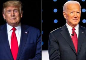Белый дом предложил провести второй раунд дебатов Трампа и Байдена