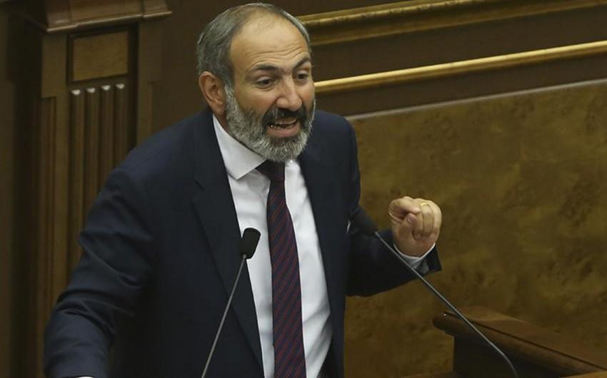 """Nikol Paşinyan: """"Robert Koçaryan və Serj Sarqsyan siyasi meyitdir"""""""