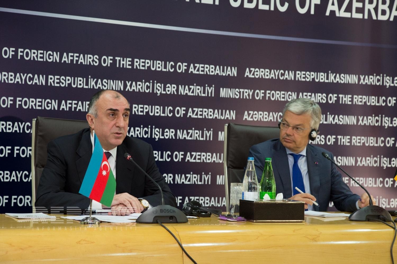 Мамедъяров: Азербайджан сталкивается с двойными стандартами со стороны зарубежных НПО