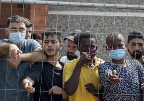 Нелегальные мигранты устроили беспорядки в Литве