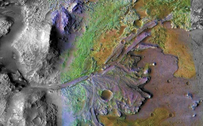 Marsda yeni həyat əlaməti tapıldı