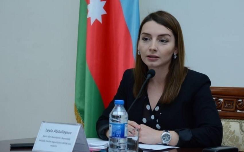XİN: Minsk qrupu həmsədrlərinin açıqlaması Ermənistana verilən bir siqnaldır
