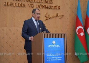 Russian FM: Issue of handing minefield maps to Azerbaijan was discussed in Yerevan
