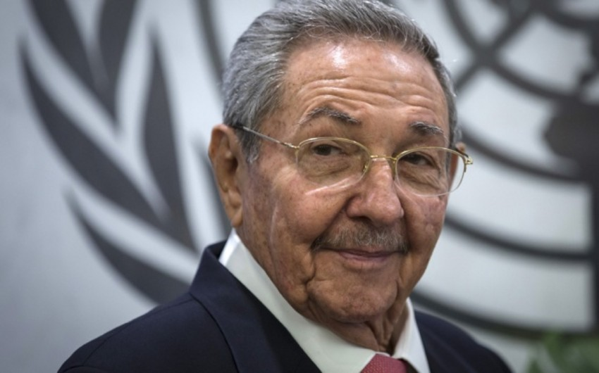 Raul Kastro Kuba Dövlət Şurasının sədri postundan gedəcək