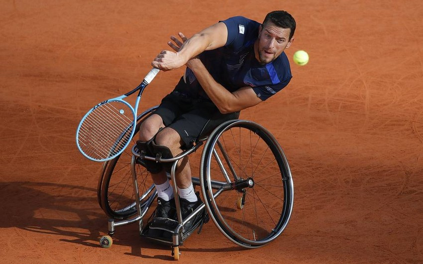 Tokyo 2020 Summer Paralympic Games: Belgian wheelchair tennis player hospitalized