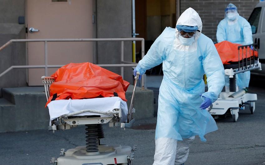 Paraqvayda koronavirusdan ölüm hallarında yeni antirekord qeydə alınıb