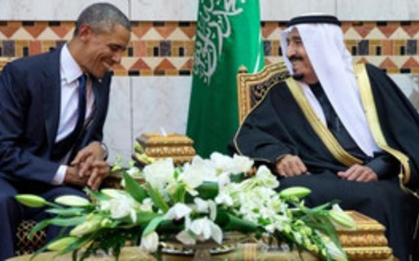 Səudiyyə Ərəbistanı XİN başçısı: Obamanın İranla bağlı təminatı kralı qane edir