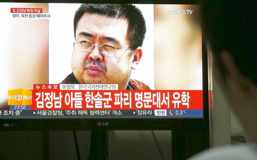 ABŞ Kim Çen Namın KXDR casusları tərəfindən öldürüldüyünü hesab edir
