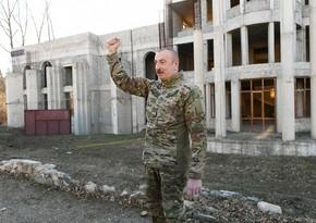 """Azərbaycan Prezidenti: """"Parlament"""" də gorbagor oldu, status da gorbagor oldu, cəhənnəmə getdi"""