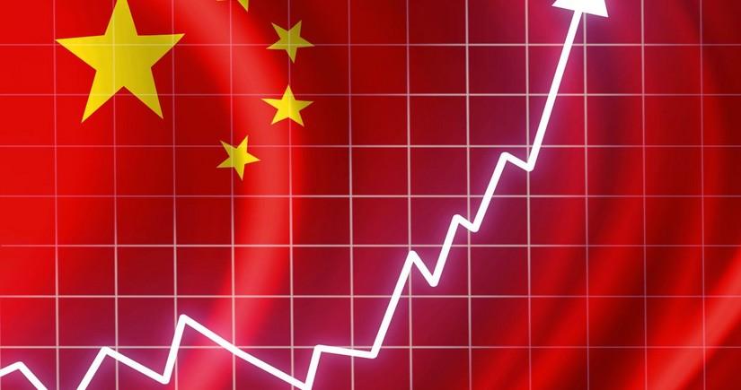 Çin iqtisadiyyatının artımı birinci rübdə 18%-i keçib