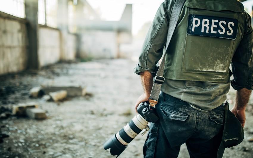 """""""Sərhədsiz Reportyorlar"""": """"Əfqanıstanda son 48 saatda 24 jurnalist saxlanılıb"""""""