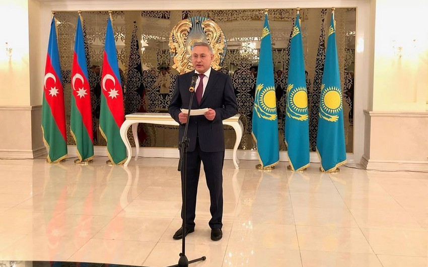 Посол Казахстана в Азербайджане назначен на новый пост