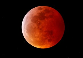 Total Lunar eclipse to last about 15 minutes