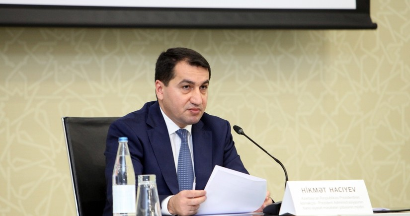 Помощник президента: Азербайджанская армия не ведет войну против женщин, детей и пожилых