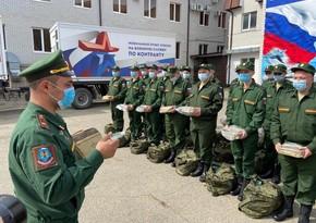 Российскую армию массово вакцинируют от COVID-19