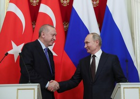 Putin informs Erdoğan about results of Moscow meeting