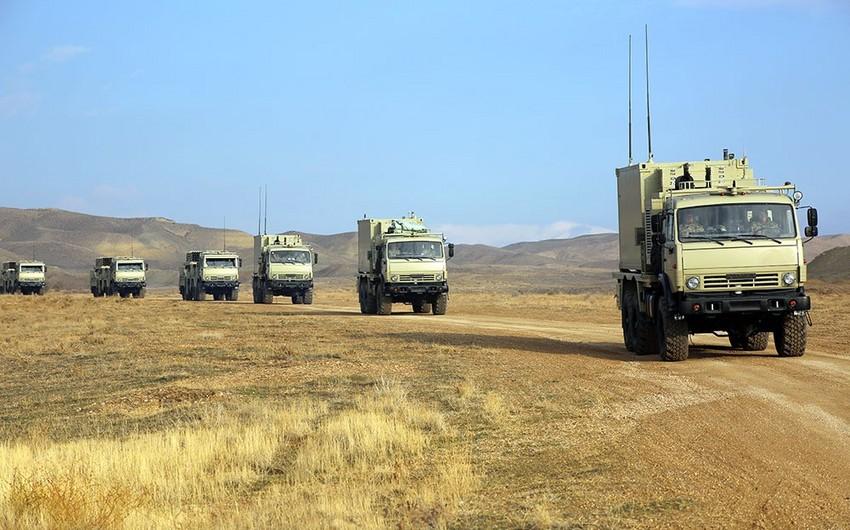 CAA artillerymen compete for title of best rocket artillery battalion