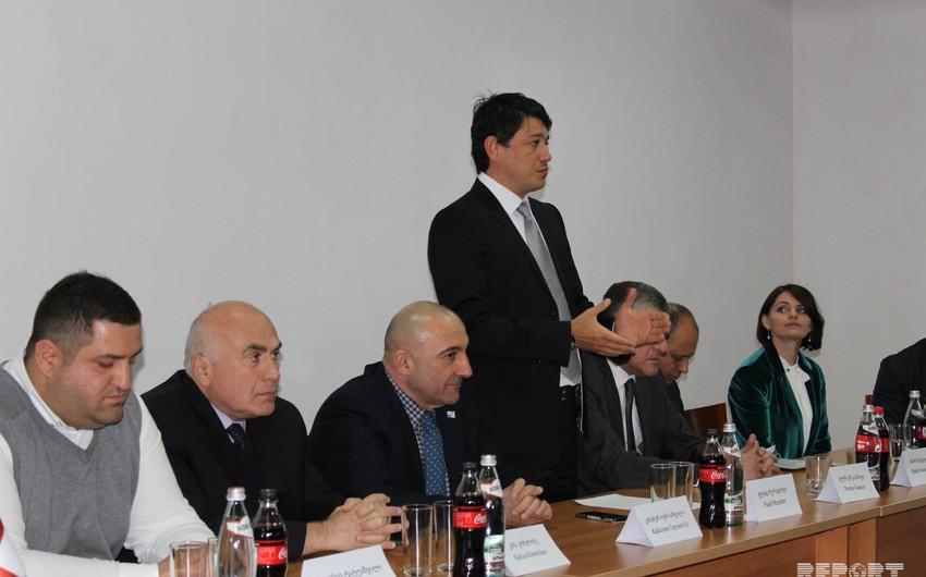 Fuad Muradov: Gürcüstan azərbaycanlıları üçün Azərbaycanın ali məktəblərində kvota ayrılacaq