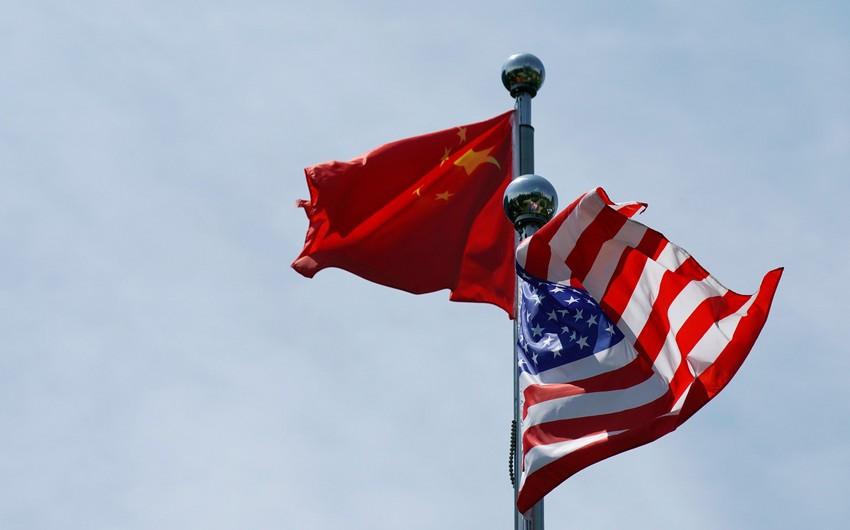 ABŞ uyğurlara görə Çin hakimiyyətinə sanksiya tətbiq edib