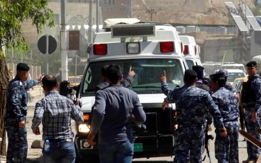 İraqda partlayış nəticəsində 4 nəfər ölüb