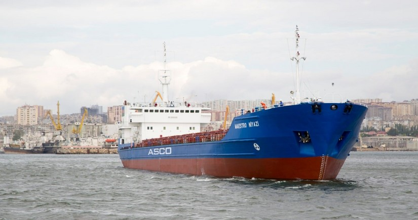 Отремонтировано сухогрузное судно Маэстро Ниязи