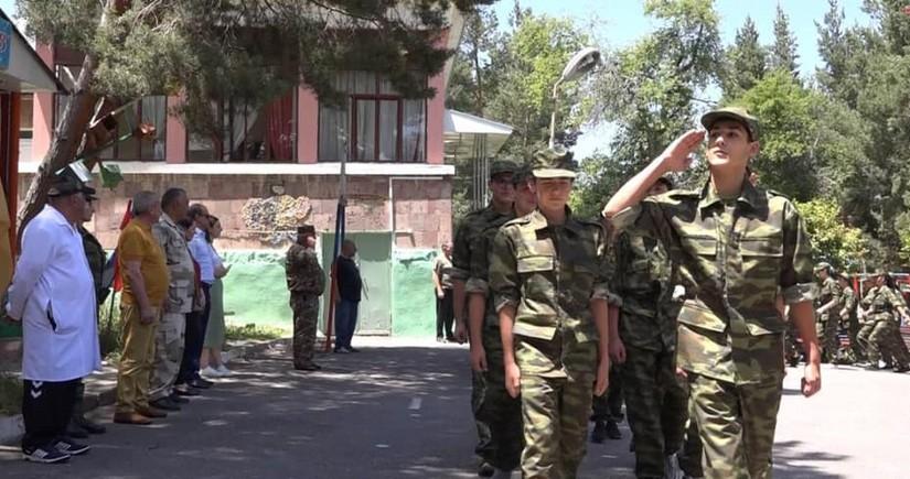 Омбудсмен: Армения посредством учений формирует в детях чувство ненависти